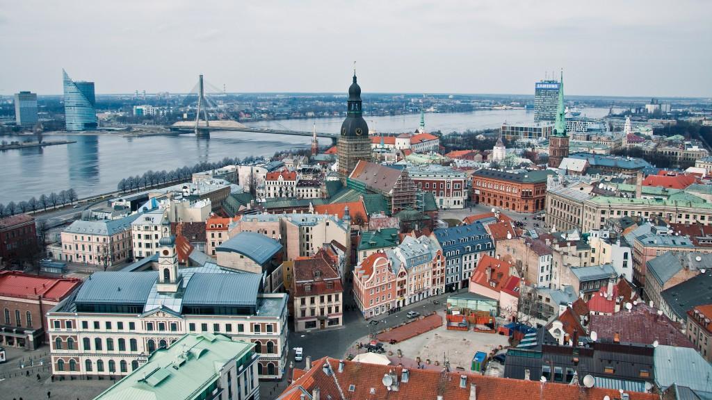 Baltikum körutazás